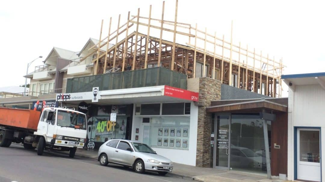 Asbestos roof removal at Point Lonsdale after4